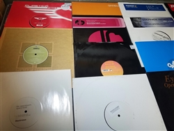 "House (Progressive) - Lot of 15 12"" Singles Wax Pack"