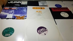 "Tech House (2000's) - Lot of 15 12"" Singles"