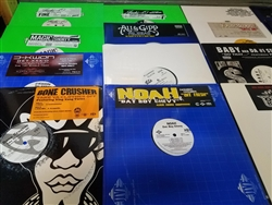 "Hip Hop (South / Crunk) - Lot of 40 12"" Singles"