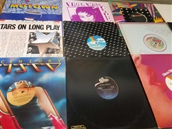 "Disco - Lot of 15 12"" Singles"