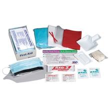 Bloodborne Pathogen Bodily Fluid Clean Up Pack, 16 pc, 214-P