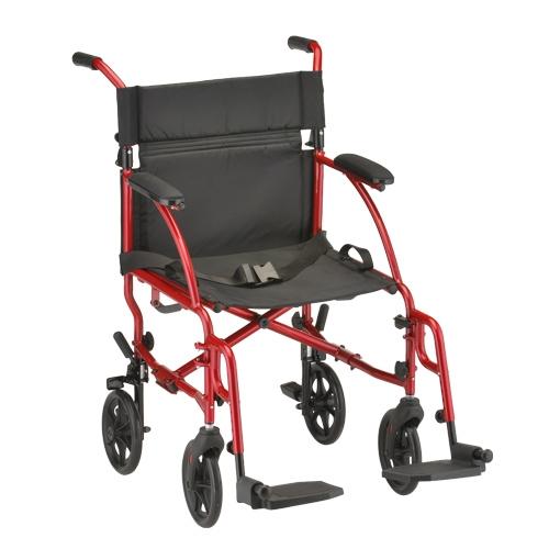Nova Lightweight Transport Wheelchair 379 Transport
