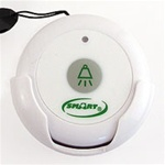 Smart Caregiver Wireless Nurse Call Button 433-NC