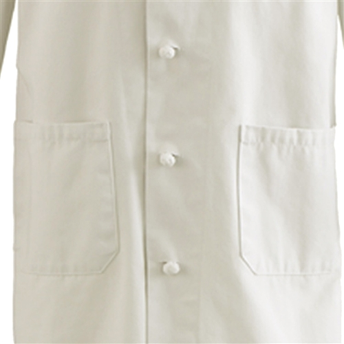 Lab Coats - Medline Premium Lab Coat with Knot Buttons ... - photo #32