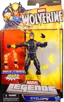 "Marvel Legends Wolverine Previews PX Cyclops 6"" Action Figure"