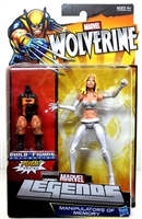 "Marvel Legends Wolverine Previews PX Emma Frost 6"" Action Figure"