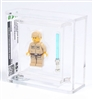 2003 Lego Star Wars Cloud City Luke Skywalker CAS 85+
