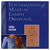 "<span style=""font-weight: bold;""><span style=""text-decoration: underline; color: rgb(0, 89, 156);"">Foundations of Manual Lymph Drainage (Third Edition)</span></span>"