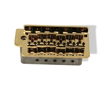 Bridge tremolo gold
