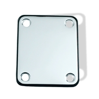 Neck plate chrome