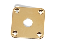 Jack Plate Square Gold