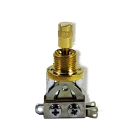 Toggle 3 way Switch gold