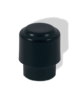 Knob lever switch black