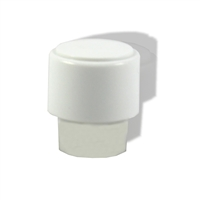 Knob lever switch American white