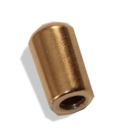 Knob toggle switch american thread gold