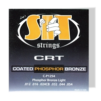 S.I.T. Acoustic CRT Phosphor Bronze Light Strings