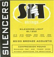 S.I.T. Acoustic Silemcers Light Strings