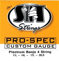 Banjo Strings SIT 4 string pro-spec