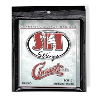 S.I.T. Medium Guitar Strings Classits SCM101