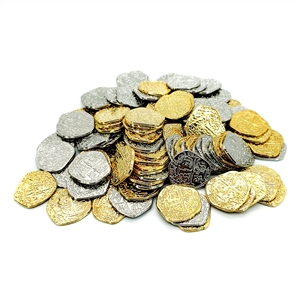 Empires: Age of Discovery - Metal Coins