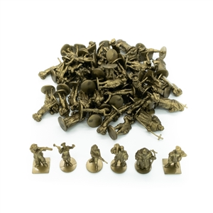 Empires: Age of Discovery - Ottoman Gold Figures