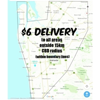 DELIVERY $6