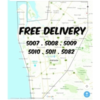 FREE DELIVERY 5007, 5008, 5009, 5082