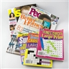 Women's magazine and puzzle books bundle