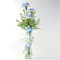 Baby Boy Bouquet - photo