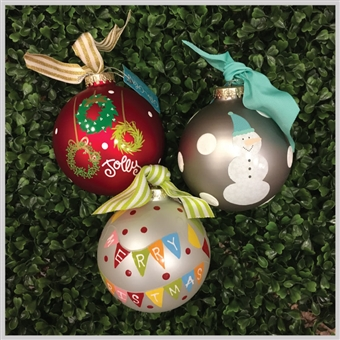 Christmas Ornaments - For the Family