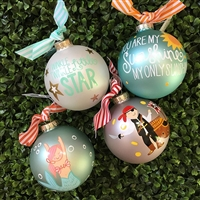 Christmas Ornaments - Kids