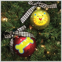 Christmas Ornaments - For the Pet