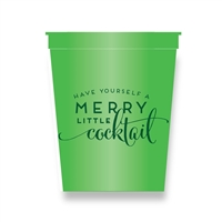 Holiday Party Cups