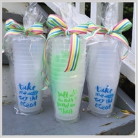 Summer Cups/Set of 10