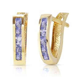 ALARRI 0.95 CTW 14K Solid Gold Felicity Tanzanite Earrings