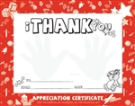 Appreciation Certificate
