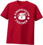 Teacher Teddy Bear T-Shirt - Kinder