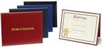 Diploma Cover (Plain or Foil Stamped)