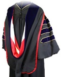 Doctor Degree Hood