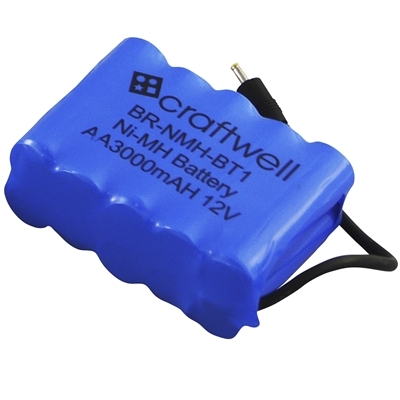 Rechargeable Ni-MH Battery for eBrush