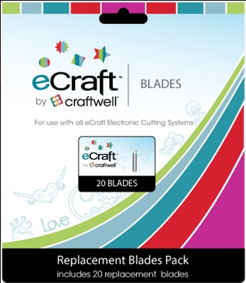 Replacement Blades - 20 Count