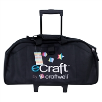 Travel Crop Bag with Wheels