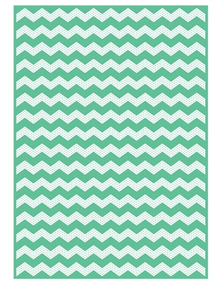 Dotted Chevron