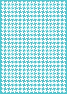 Preppy Houndstooth