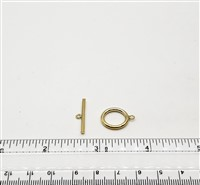 Gold Filled Toggle - 15mm