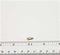 Gold Filled Lobster - #2 10x4mm