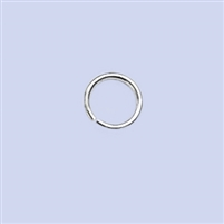 Sterling Silver Jumpring - Open 6mm