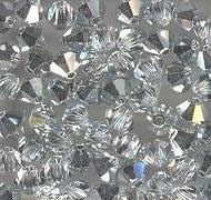 Swarovski 4mm 5301/5328 Bicone - Cal Color