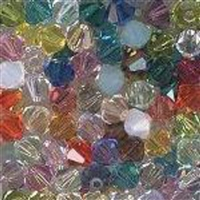 Swarovski 3mm 5301/5328 Bicone - Mixed Colors