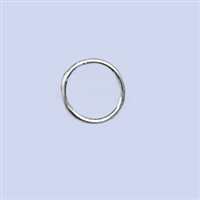 Sterling Silver Jumpring - Closed 8mm